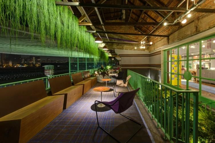 casa cor lounge gourmet de gustavo calazans