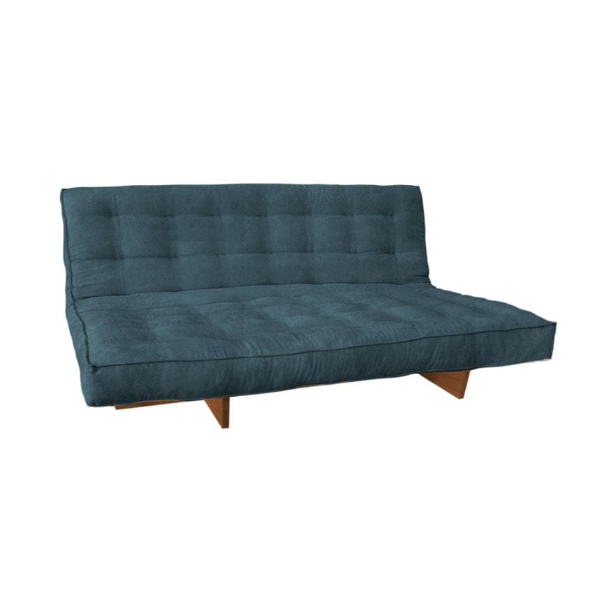 Sofa chaise Manhattan 180 Honey Sharp Veludo Azul meia-noite-02