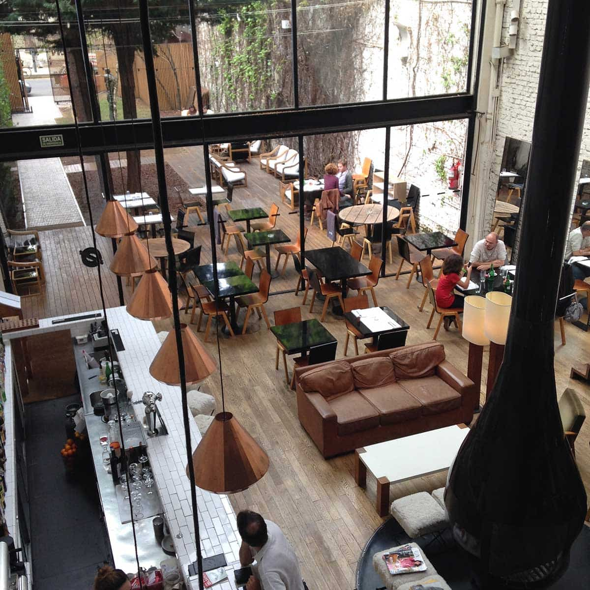 Olsen restaurante 1