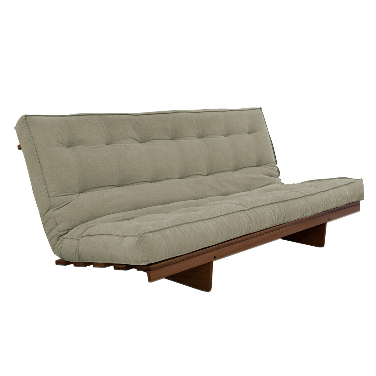 Futon sofa cama for Fabrica sofa cama 1 plaza