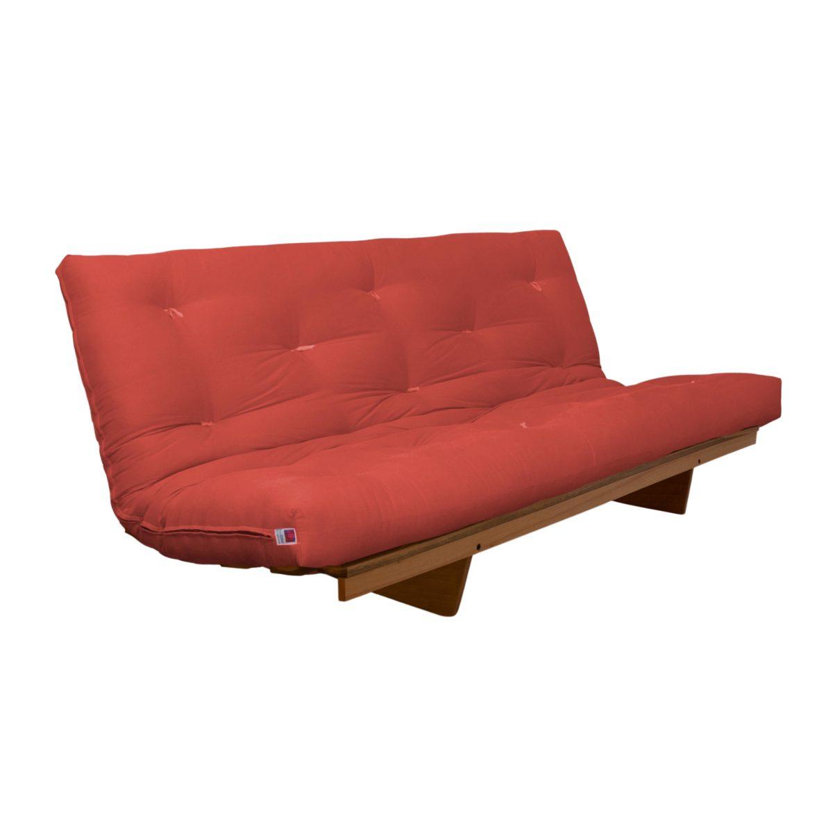 Sofa cama de futon futon company - Sofa para tres ...
