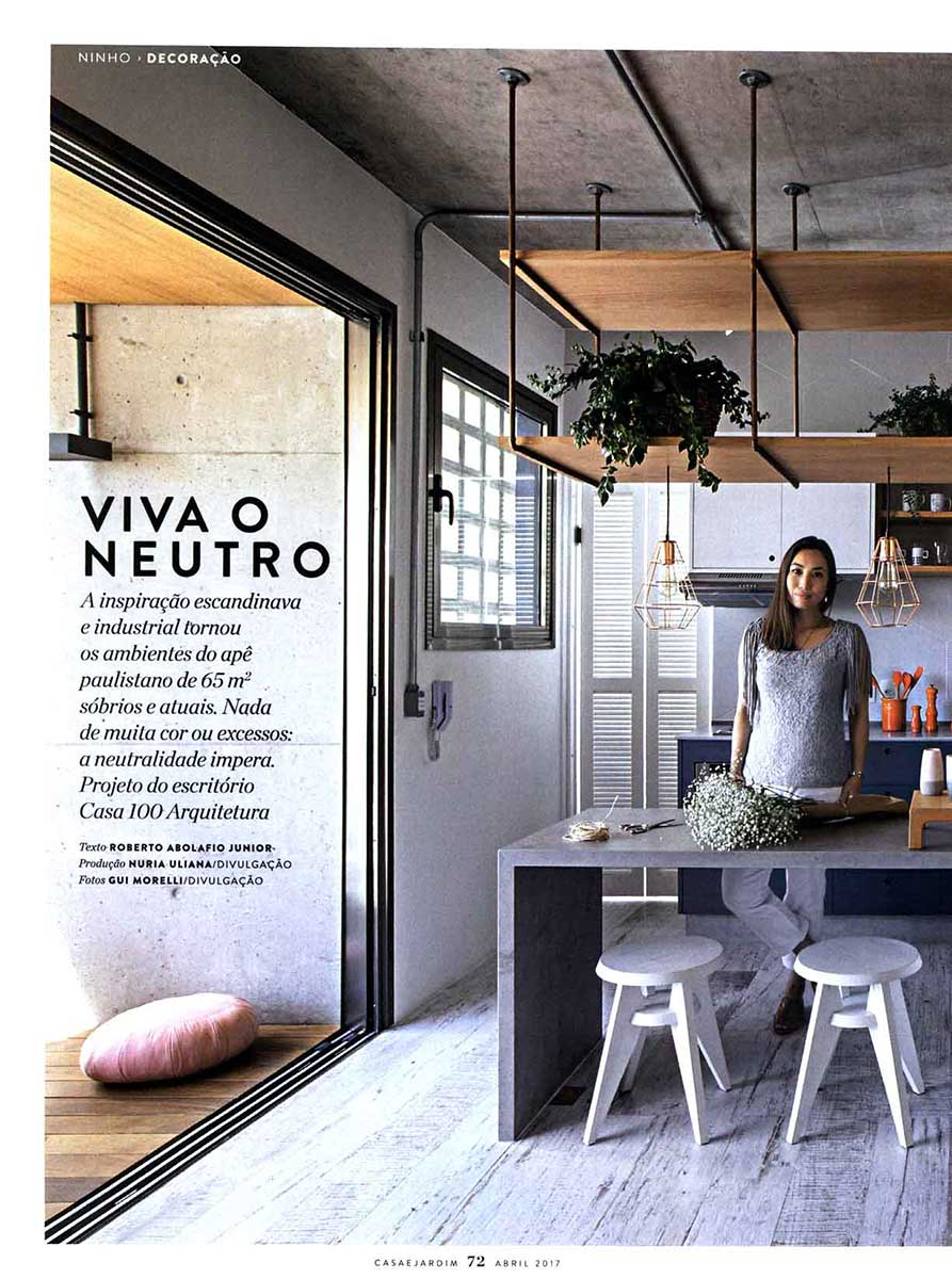 Pufe berlingot e futons na casa jardim futon company for Casa jardin revista