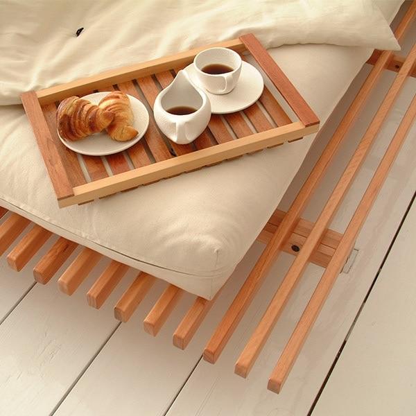 cama modulo com bandeja