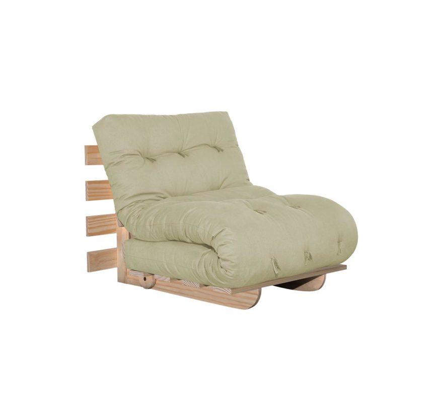 Poltrona cama individual futon company for Sofa cama tipo futon