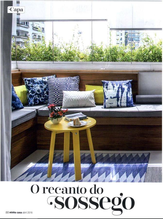 almofadas-suede-amarelo sol-revista minha casa-abril 2018