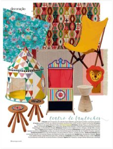 Clipping CASA VOGUE 0510 Tripolina