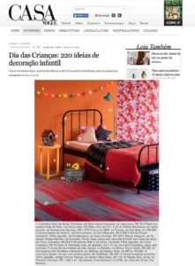 Clipping CASA VOGUE 1510 QuartoMontessoriano