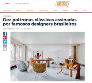 Clipping DouradosNews 1010 FDC1