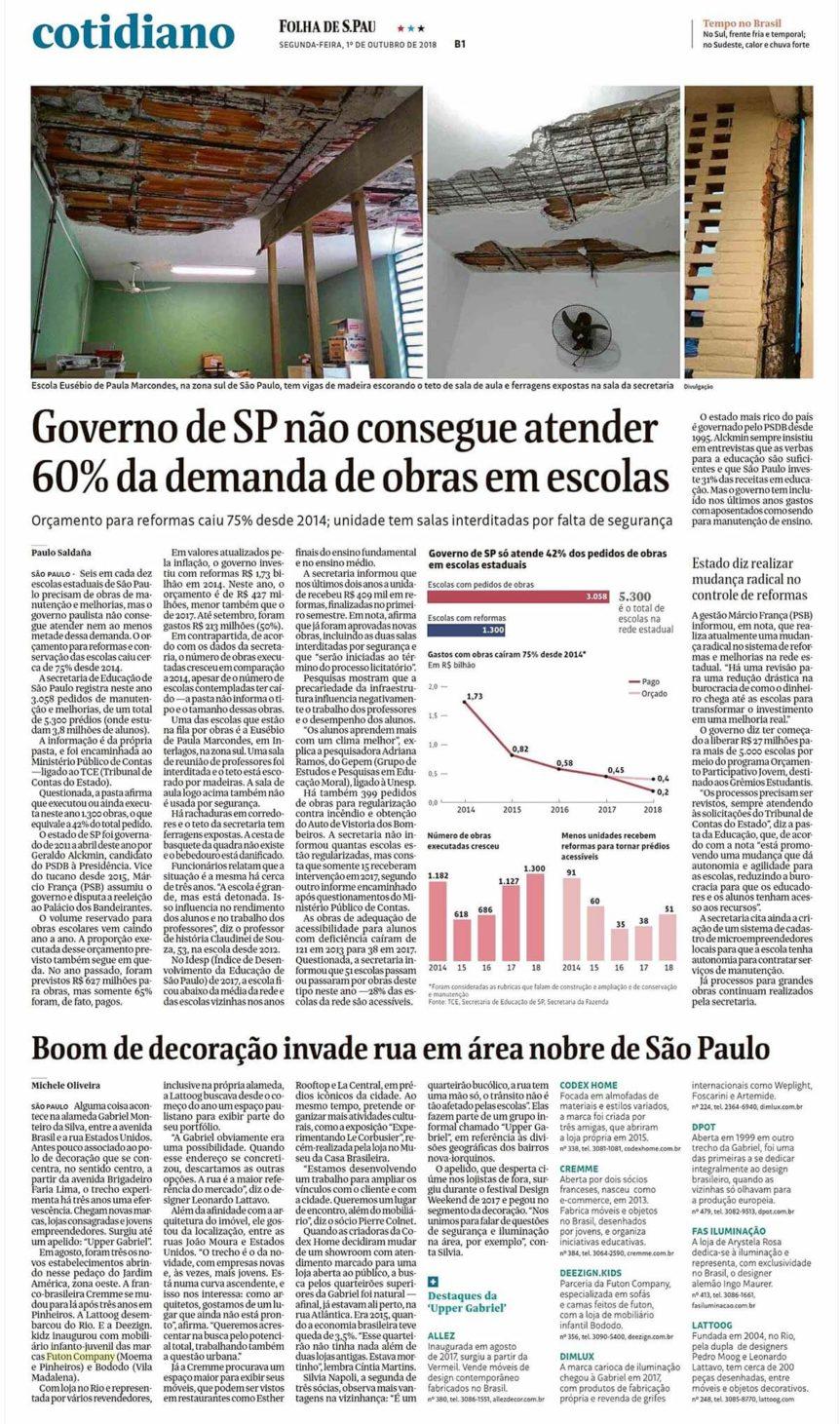 Clipping JornalFolha 2909 Deezign