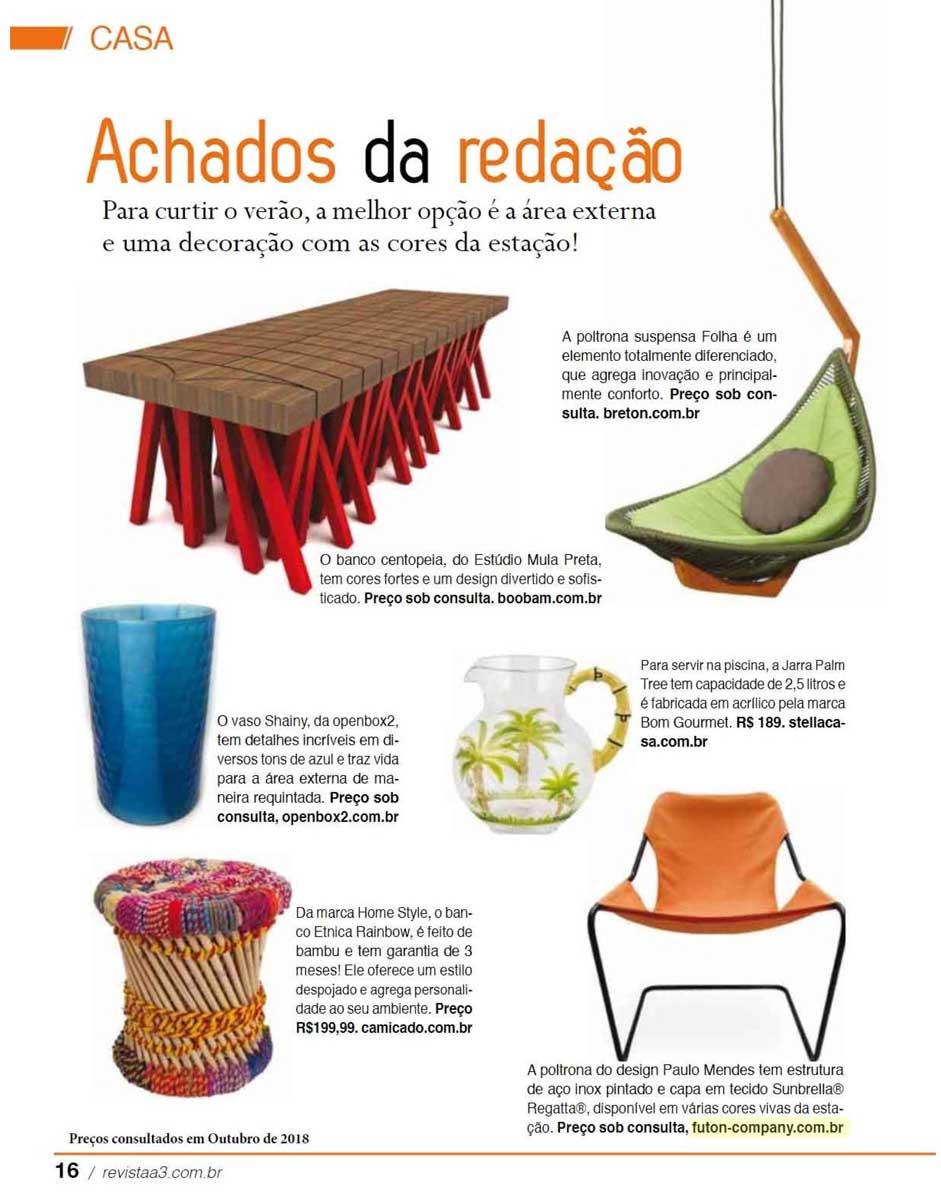 Clipping RevistaA3 Dez 2018