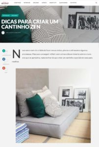 Clipping HomeDecore Zen fev 2019