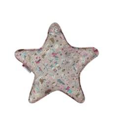 Almofada Star M Tecido Liberty Alice 01 F