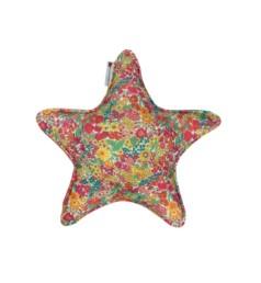Almofada Star M Tecido Liberty Margaret Pink 01 F