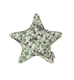 Almofada Star M Tecido Liberty Na Floresta 01 F
