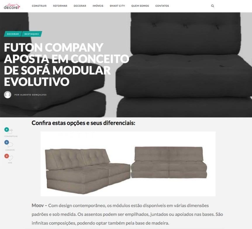 Clipping HomeDecore Sofa ago 2019