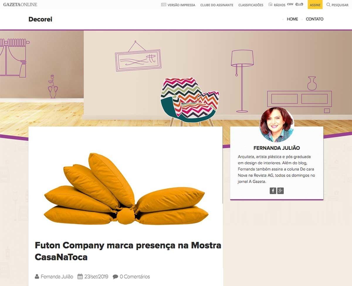 Clipping Decorei CasanaToca set 2019