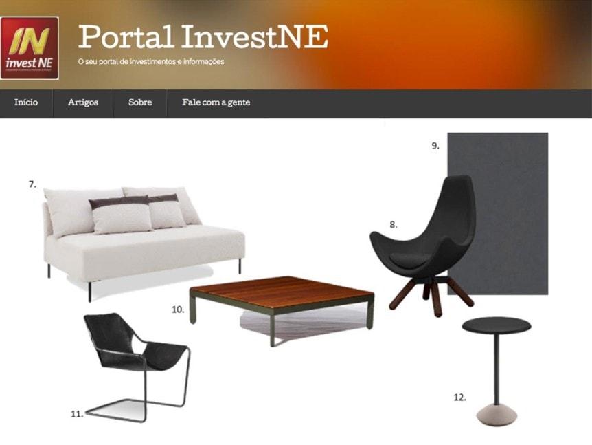 Paulistano com capa de couro preto valoriza InvestNE dez 2019