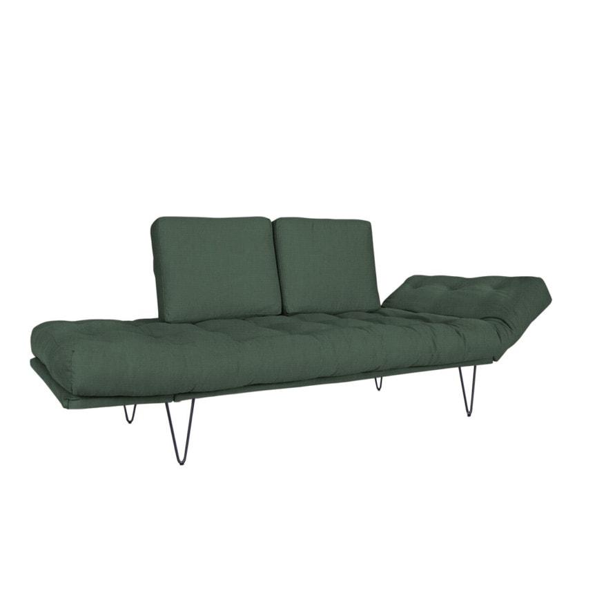 Sofa cama Oslo Classic Hairpin New Canvas Musgo-02-b