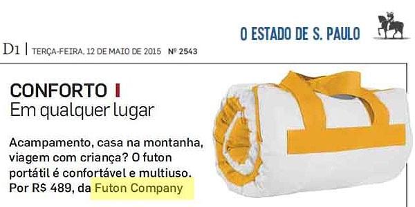 Jornal-Estadao-120515-FutonToGo-da-Futon-Company-300px