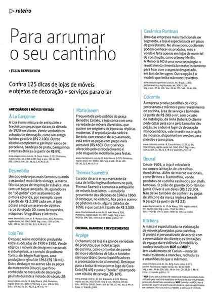 Almofada Zabuton Folha de São Paulo - Agosto 2013 Foto 2