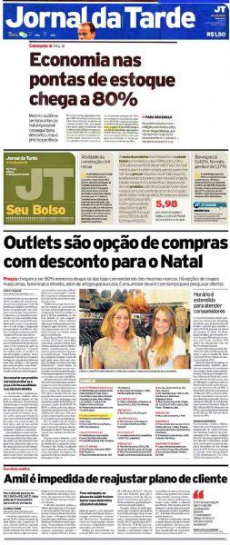 Futon Company Jornal da Tarde - Dezembro 2011 Foto 1
