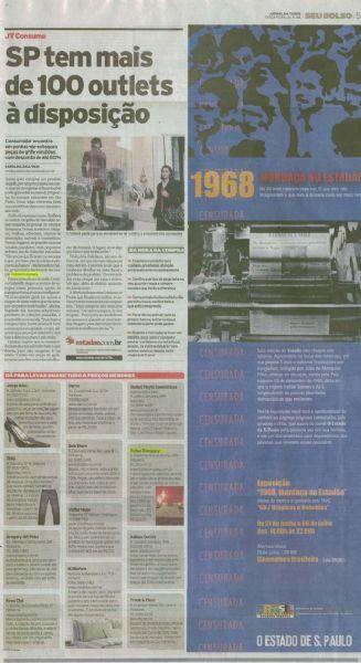 Futon Company Jornal da Tarde - Junho 2008 Foto 1