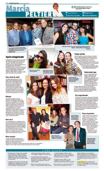 Futon Company Jornal do Commercio - Abril 2012 Foto 1