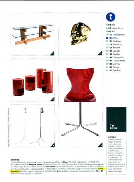 Futon Company Living Alone - Maio 2012 Foto 1