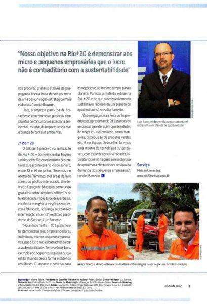 Futon Company Pequenas Empresas & Grandes Negócios - Junho 2012 Foto 3