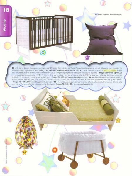 pufe almofadao Piló Compre Móveis - Novembro 2009 Foto 1