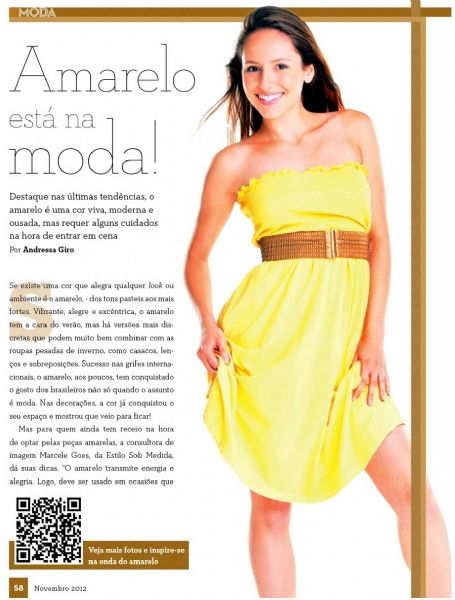 Pufe Cubo Turco Revista do Tatuapé - Novembro 2012 Foto 1