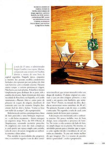 Tatame Básico Casa & Jardim - Abril 2013 Foto 3