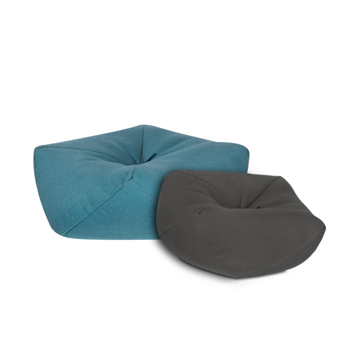 almofadas em feltro