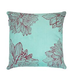 almofadas estampadas florais
