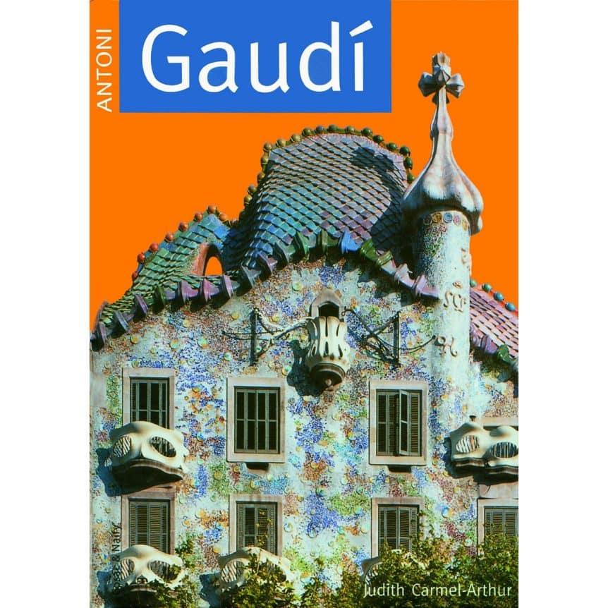 Livro Antoni Gaudí