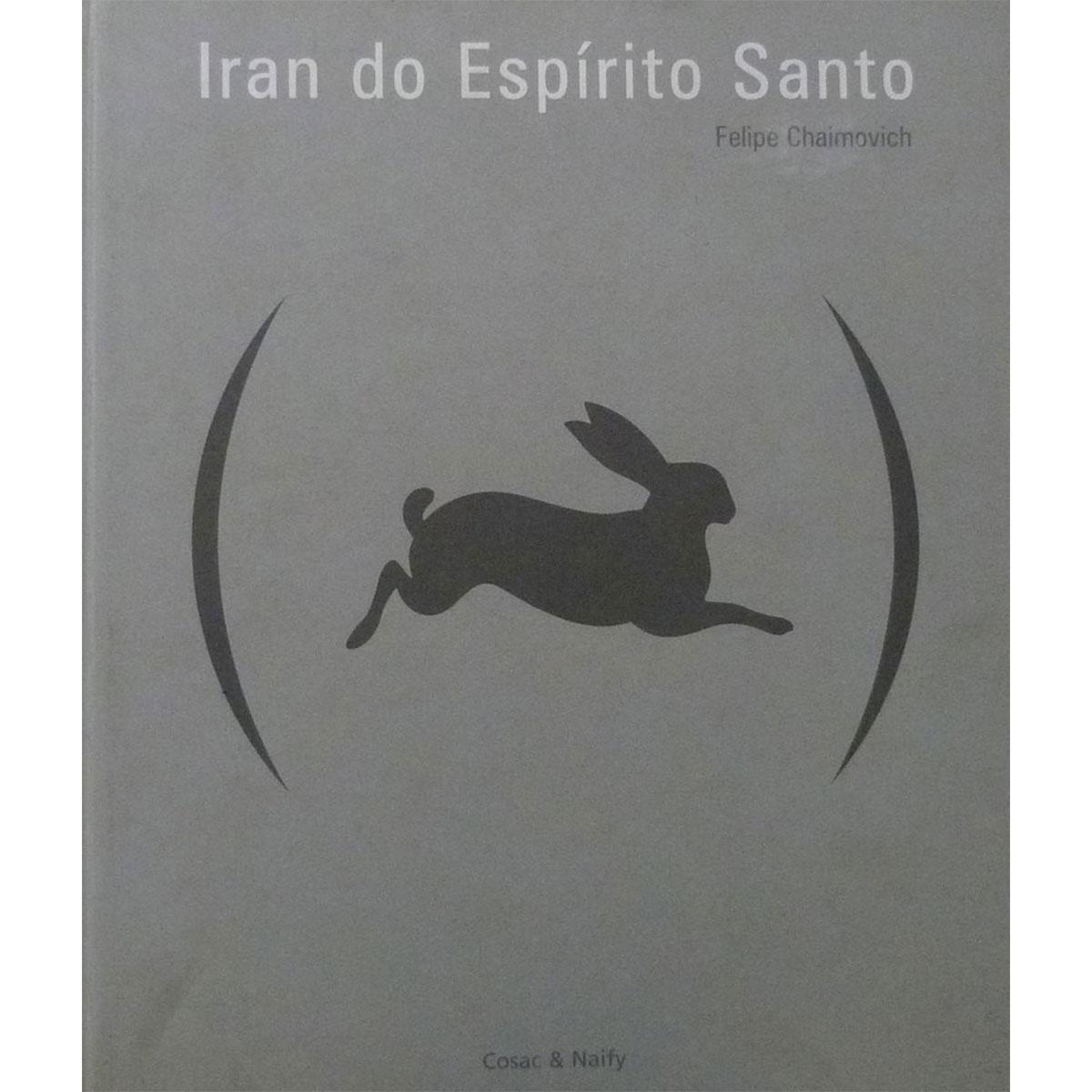 Livro Iran do Espírito Santo
