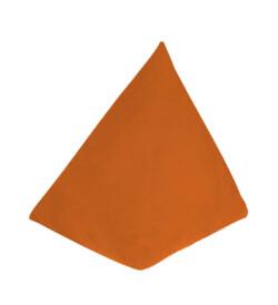 almofada triangular