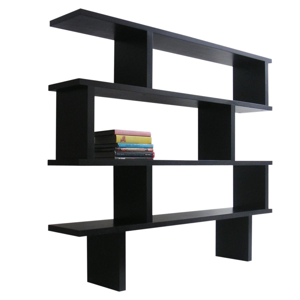 Estante para livros futon company - Estantes para pared ...