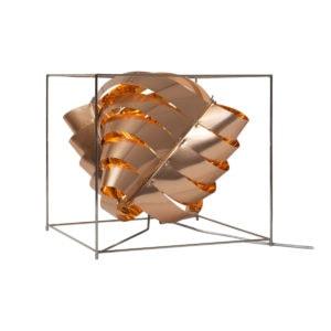 Auriga Cube Aço  Alumínio