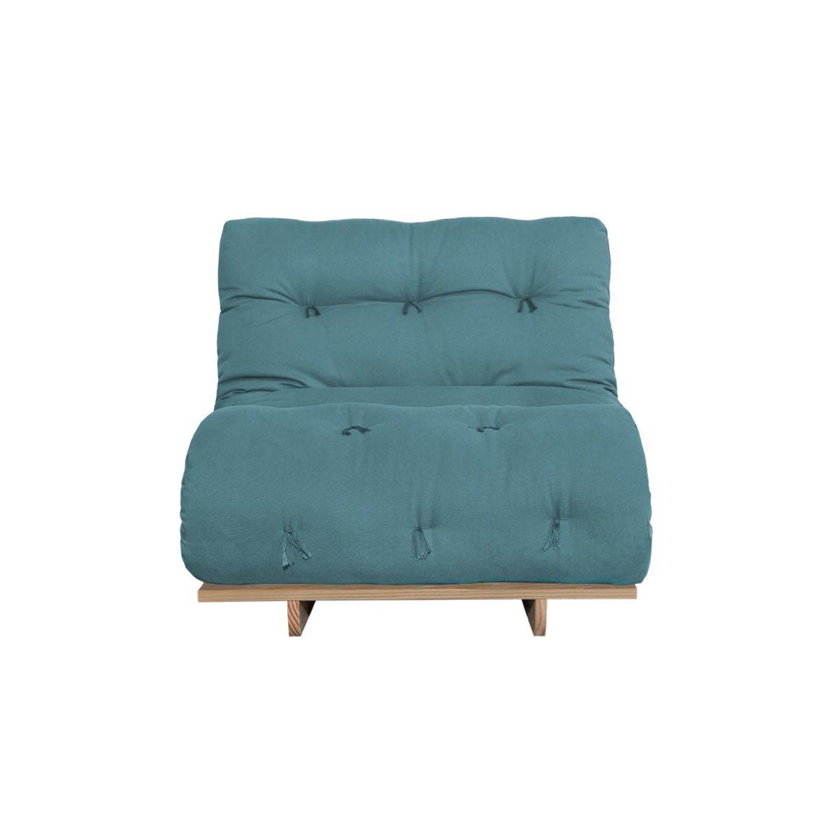 poltrona cama individual futon company