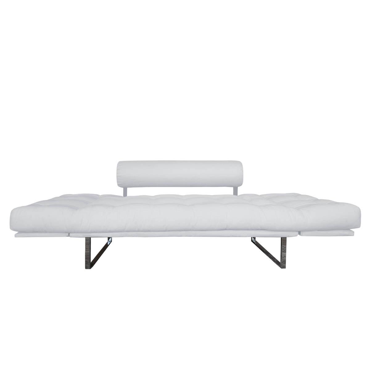 sofa cama 2 lugares futon company. Black Bedroom Furniture Sets. Home Design Ideas