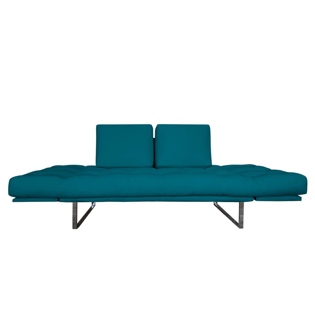 Sofa cama 2 lugares futon company for Sofa 03 lugares com chaise