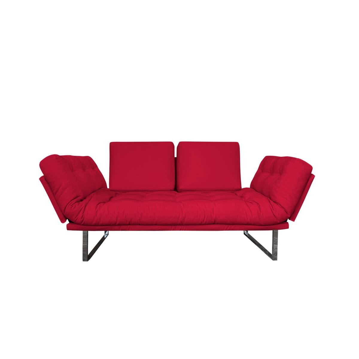 Sofa cama 2 lugares futon company for Sofa cama de 2 cuerpos