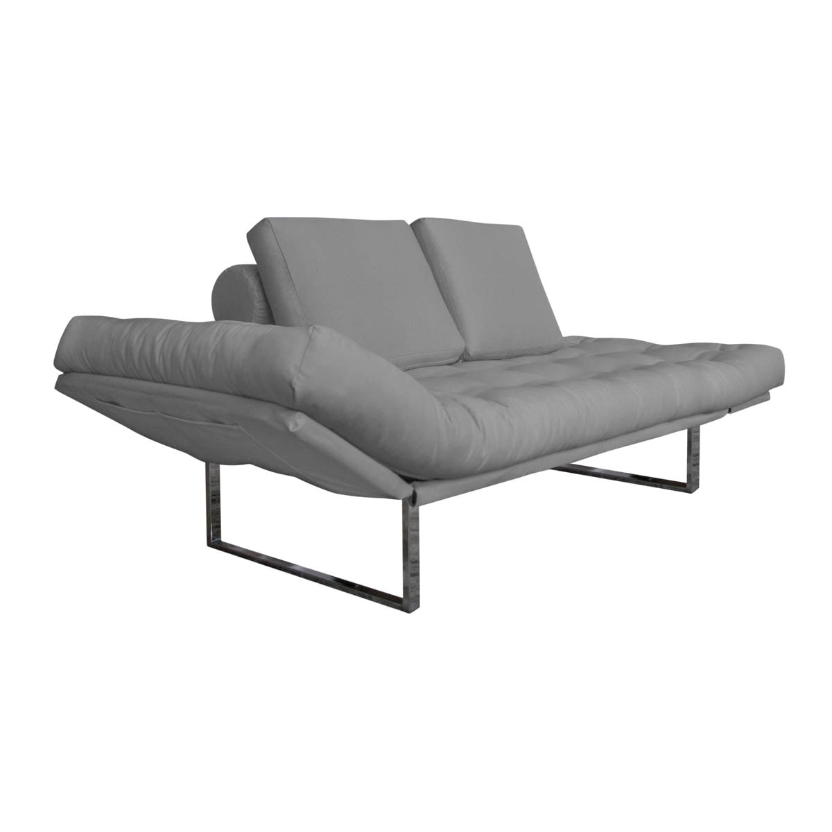 Futon sofa cama barcelona for Sofa 03 lugares