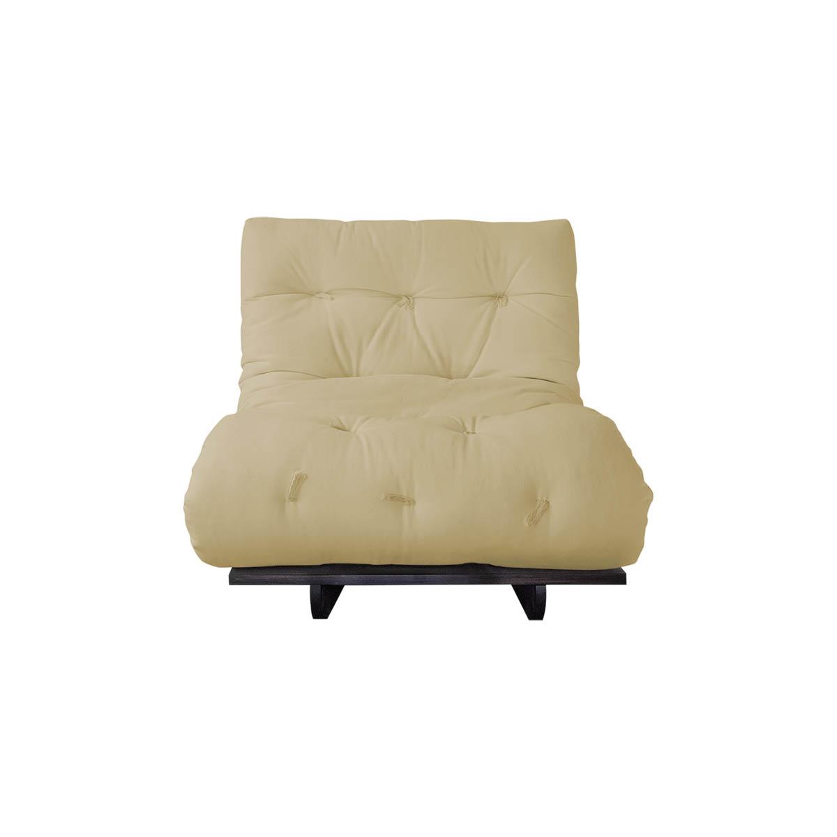 Sofa cama de madeira futon company for Futon para sofa cama