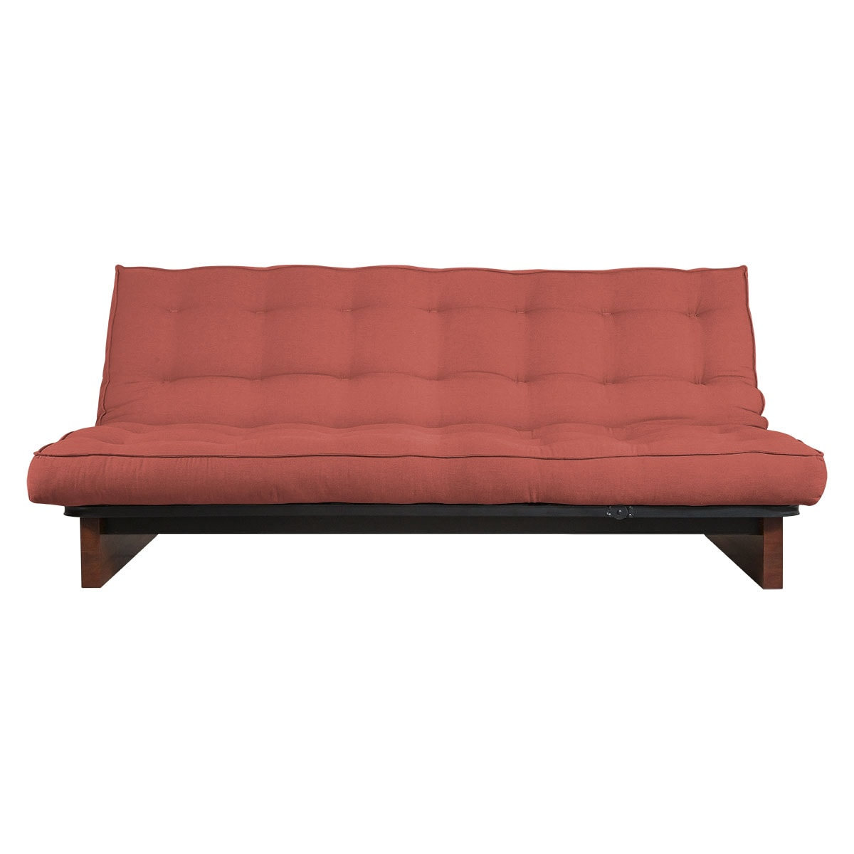 futon company futon company oke 2 seater solid oak sofa bed 949 rrp sofa futon futon company. Black Bedroom Furniture Sets. Home Design Ideas
