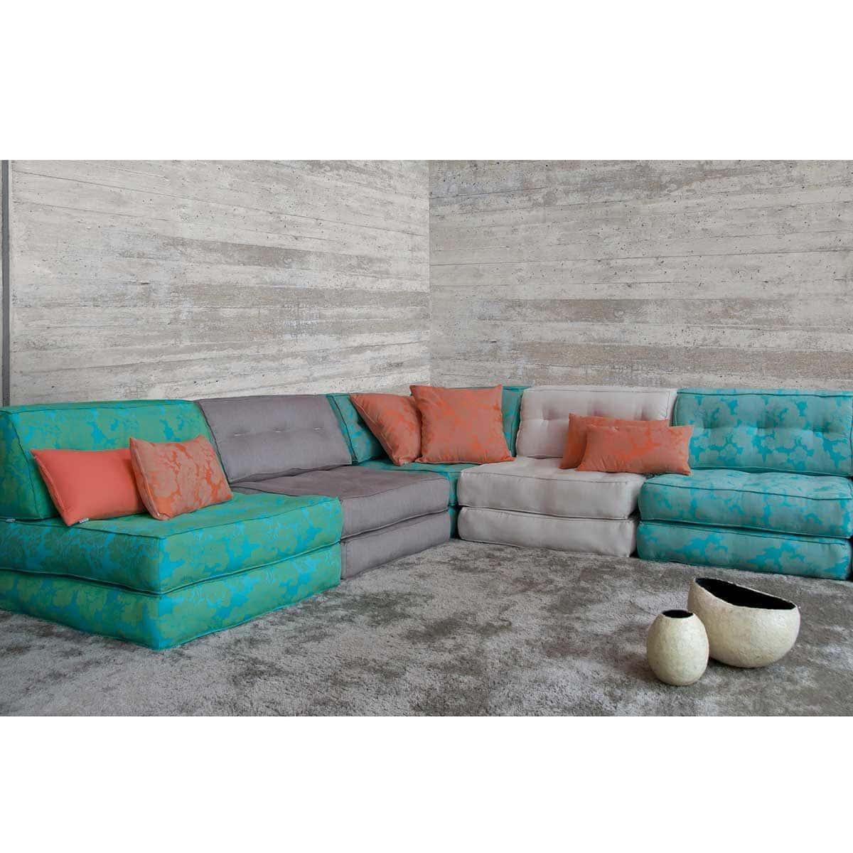 Sofa de canto futon company for Sofas con shenlong